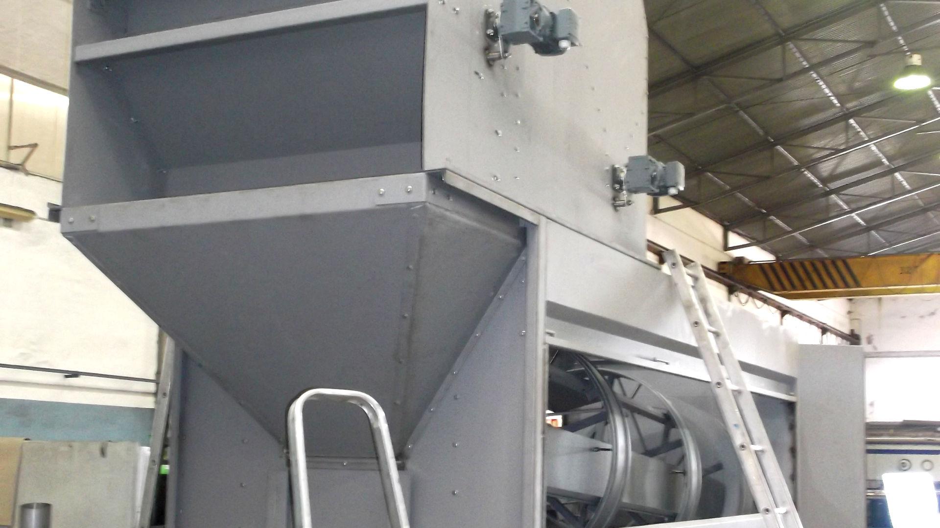 Máquina rotativa